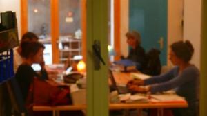 Un lieu de co-working à l'Atelier de Die