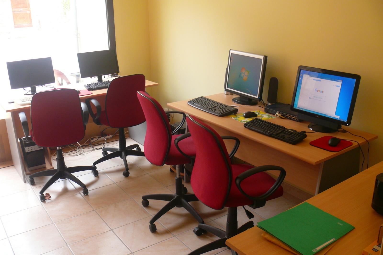 Salle informatique Saint-Sauveur-Gouvernet